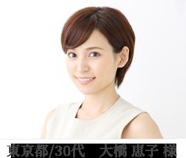 東京都/50代 鈴木 靖子様